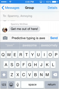 predictive-typing