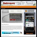 Skateropolis App