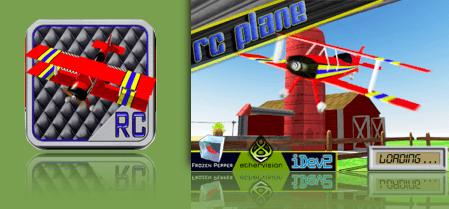 RC Plane Racer