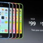 iPhone 5c 16GB or 32GB