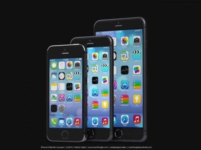 iPhone 6 vs. iPhone 5