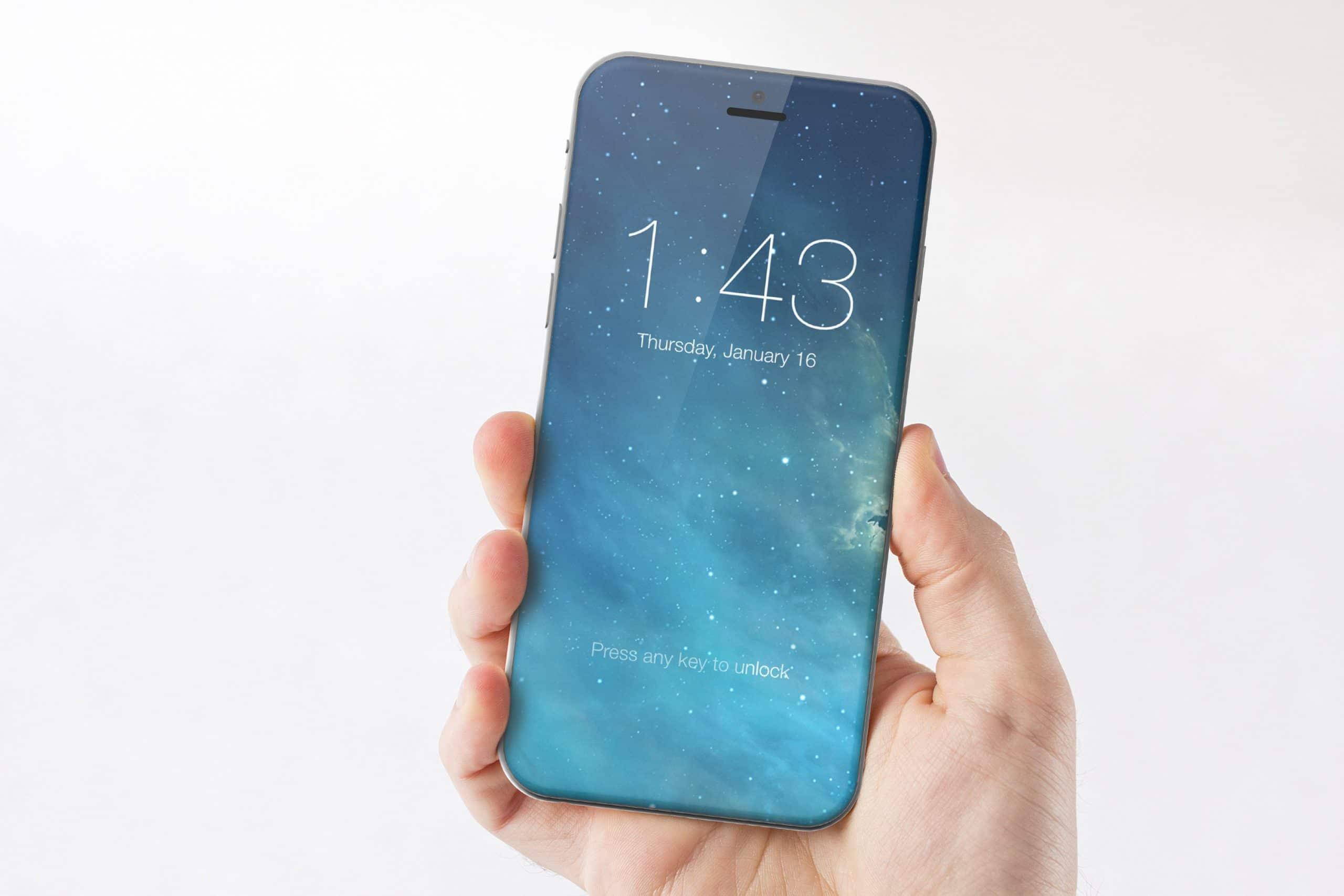2017 iPhone Mock