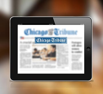 Digital Newspaper App Ethervision