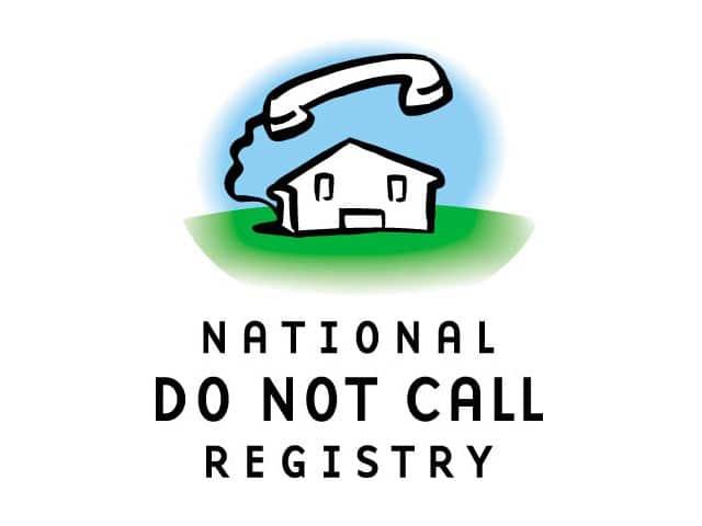 Do Not Call Registry